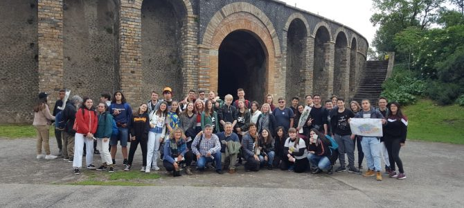 Gita a Paestum e a Salerno